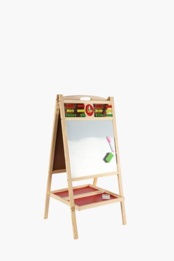 Kids 2-in-1 Easel Art Station