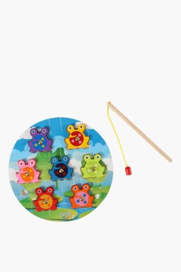 Froggie Fishing Game