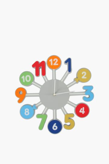 Lollipop Clock