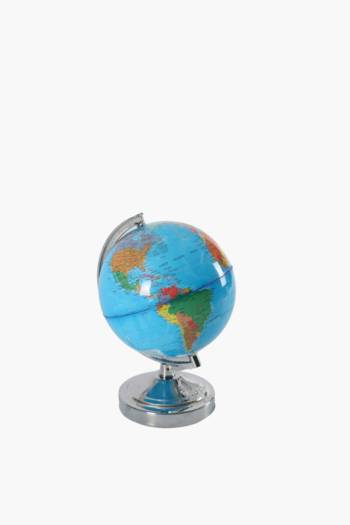 World Globe Touch Lamp