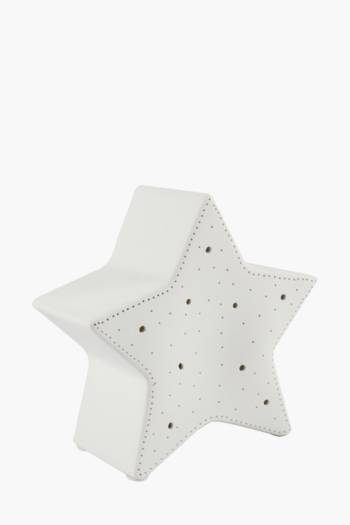 Ceramic Star Night Light