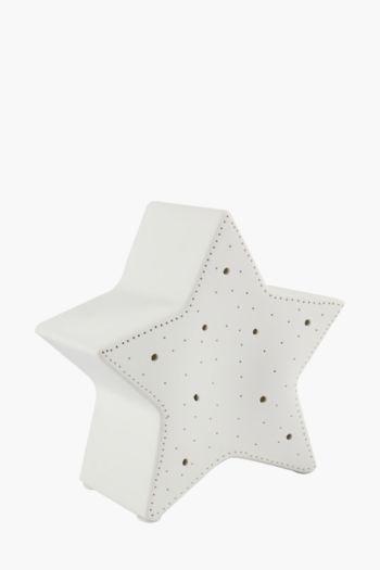 Ceramic Star Night Light