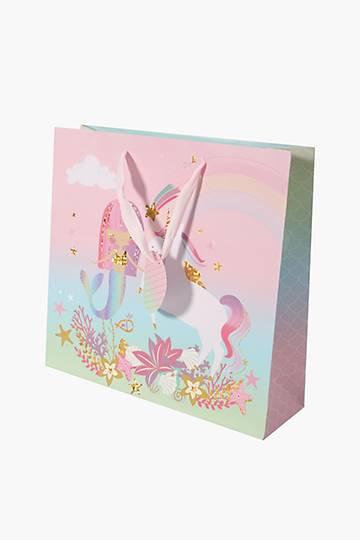 Gift Bag Dream Big Mermaid, Medium