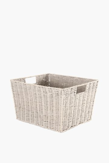Paper Weave Utility Large