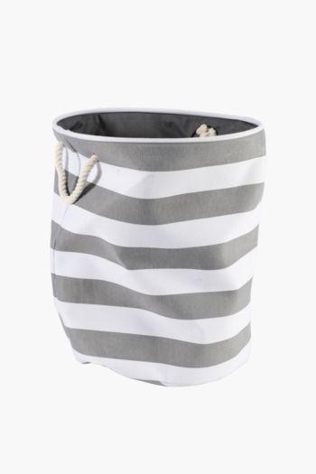 Stripe Eva Laundry Bag