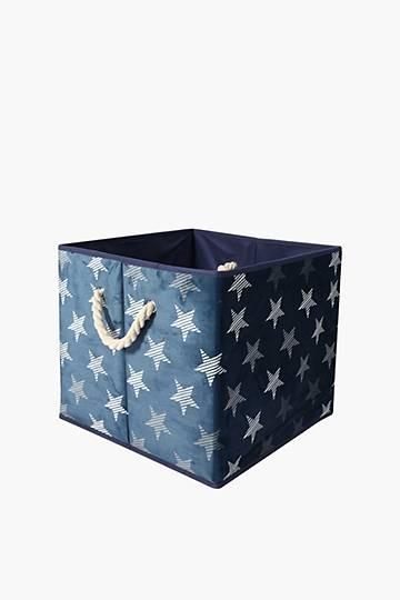 Foldable Star Toy Basket