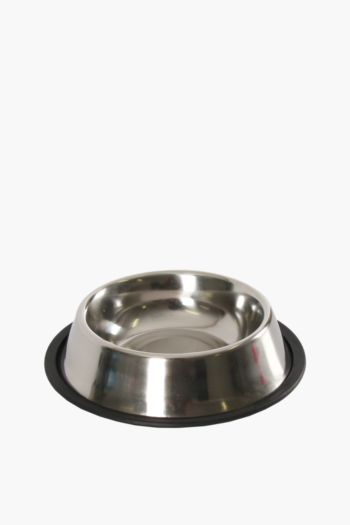 Metal Rubber Bowl Large