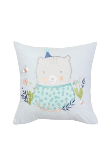 Trendy Baby Bear Cushion