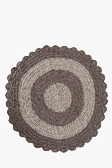 Crochet Cotton Rug