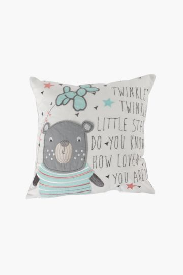 Bear Baby 30x30cm Cushion