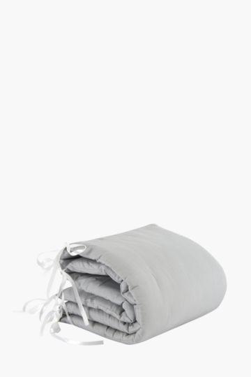 100% Cotton Cot Bumper
