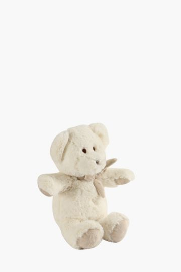 Bear With Scarf Soft Toy