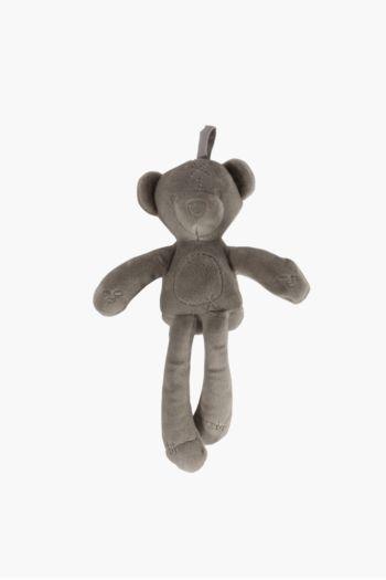Bear Rattle Soft Toy