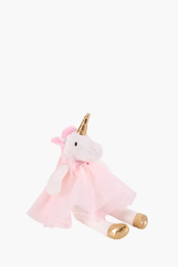Isabella Unicorn Soft Toy