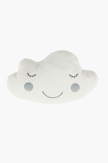 Cloud Shaped Cushion, 25x40cm