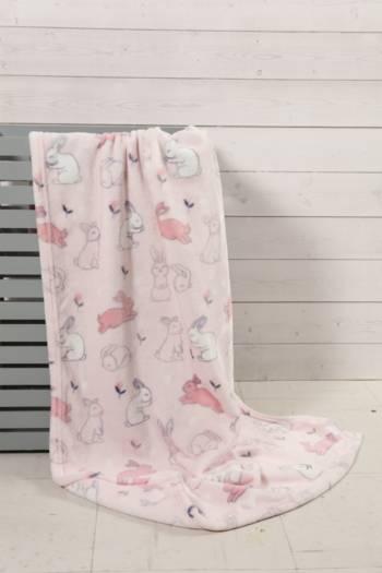 Baby Bunny Blanket, 70x100cm