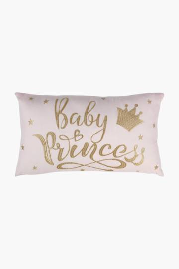 Baby Princess Scatter Cushion, 30x50cm