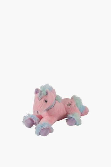 Cinnamon Unicorn Soft Toy