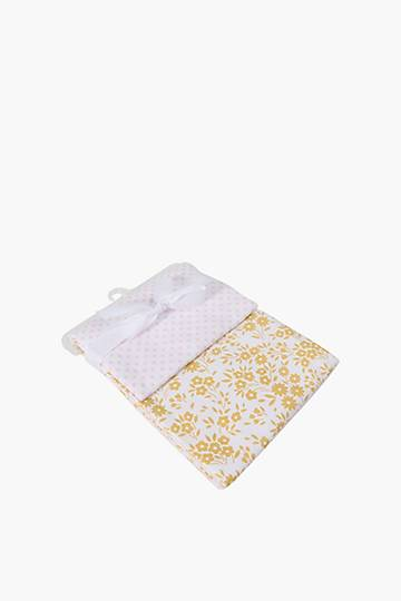 2 Pack Autumn Floral Receivers