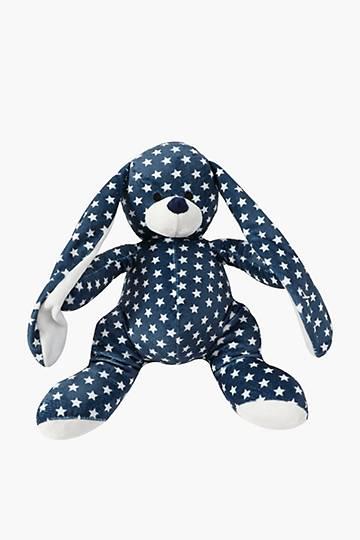 Star Bunny Plush Soft Toy