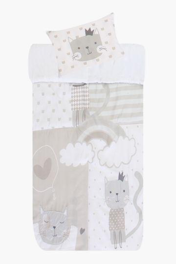 Cats Baby Comforter Set