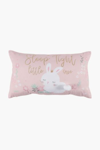 Bunny Land Scatter Cushion, 30x50cm