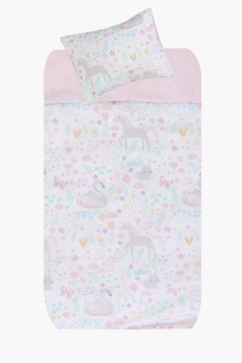 Polycotton Baby Duvet Cover Set
