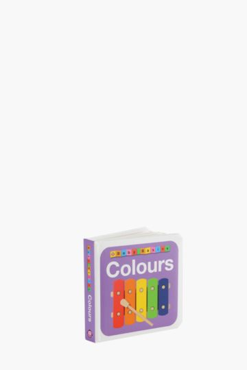 Baby Colours Book