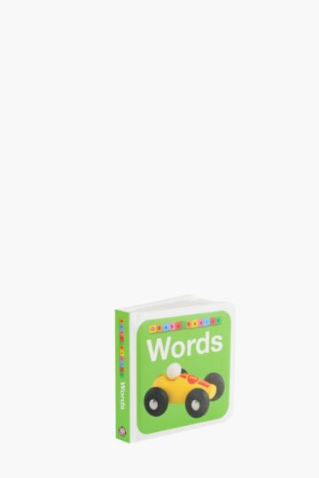 Baby Words Book