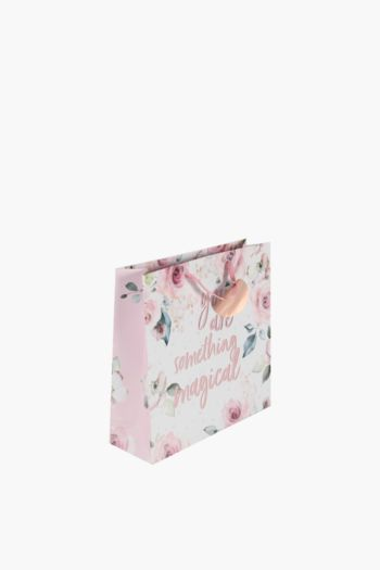 Magical Floral Gift Bag