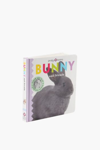 Priddy Books Bunny And Friends
