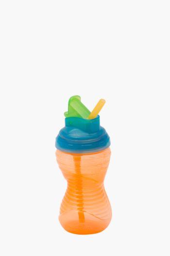 Munchkin Flip Straw Cup