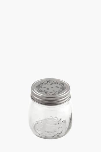 Glass Jam Jar, 250ml