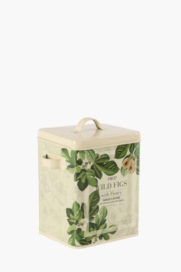 Wild Fig Laundry Powder Tin