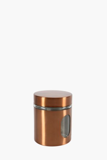 Oval Window Canister