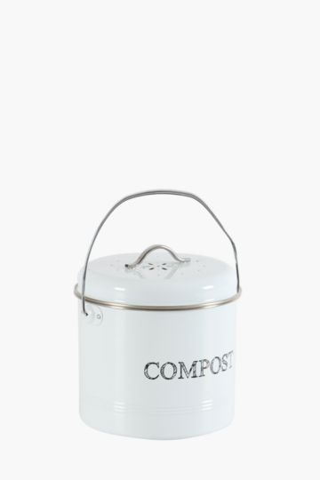 Metal Compost Storage