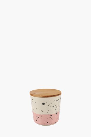Jackson Bamboo Canister, Small