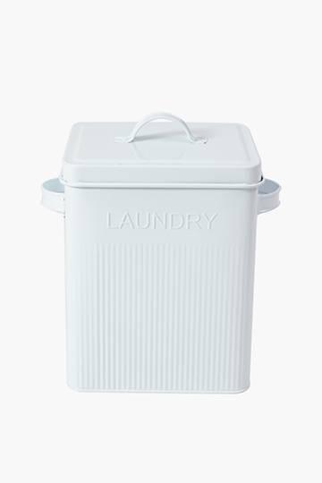 Textured Rib Laundry Powder Tin