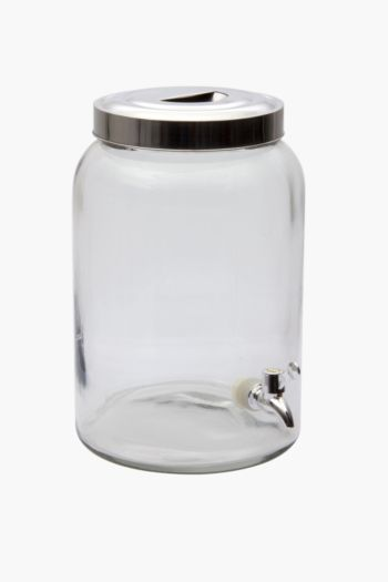 Glass Tap Jar, 10l