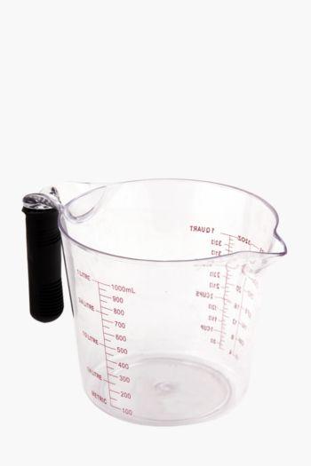 Plastic 1 Liter Measuring Jug