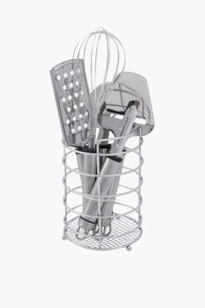 6 Piece Stainless Steel Gadget Set