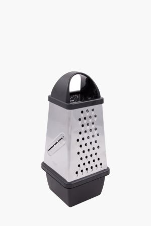 Grater With Storage Compartment