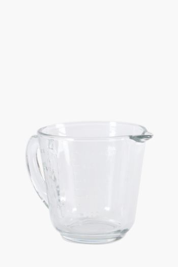Glass Measuring Jug, 1l