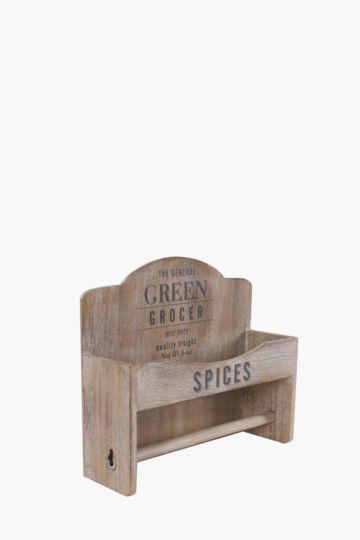 Green Grocer Spice Rack
