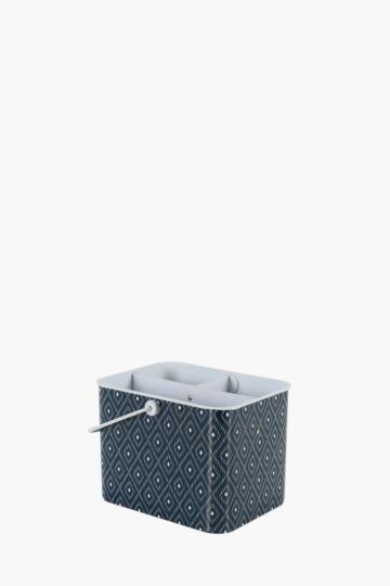 Geometric Metal Caddy