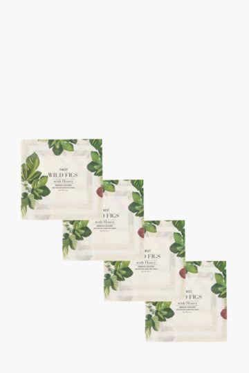 12 Pack Wild Fig Serviettes
