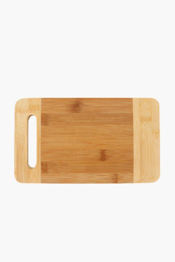 Bamboo Chopping Board, 26cm