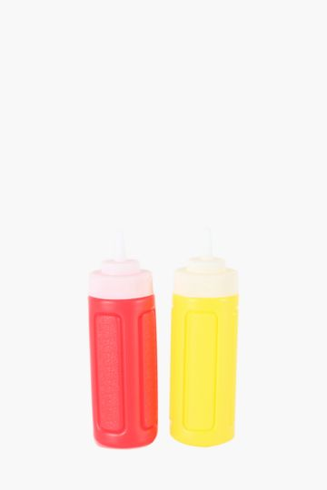 2 Pack Value Squeeze Bottles