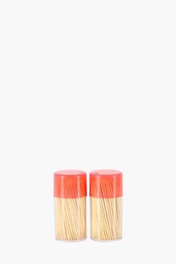 Value 2 Pack Toothpicks