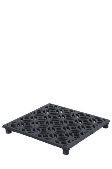 Geometric Iron Trivet